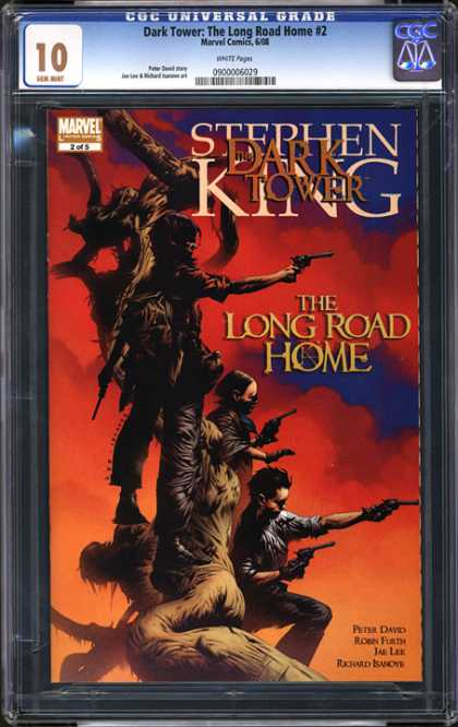 CGC Graded Comics - Dark Tower: The Long Road Home #2 (CGC)