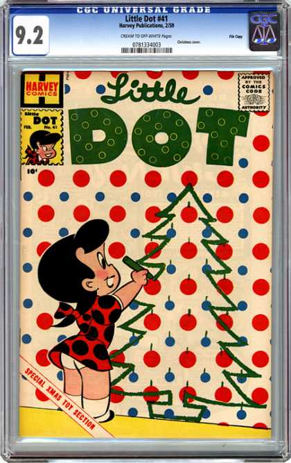 CGC Graded Comics - Little Dot #41 (CGC)
