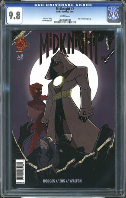 CGC Graded Comics - Midknight #2 (CGC)