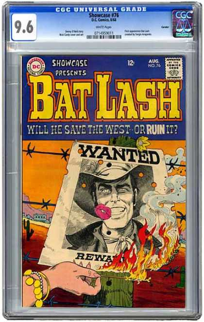 CGC Graded Comics - Showcase #76 (CGC)