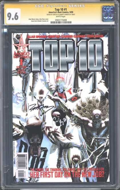 CGC Graded Comics - Top 10 #1 (CGC)
