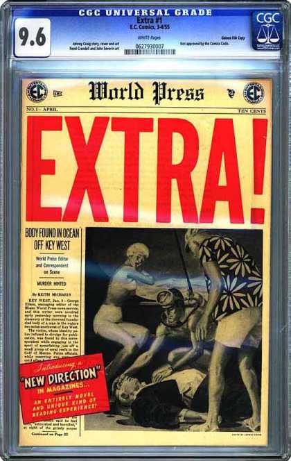CGC Graded Comics - Extra #1 (CGC)