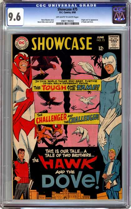 CGC Graded Comics - Showcase #75 (CGC)