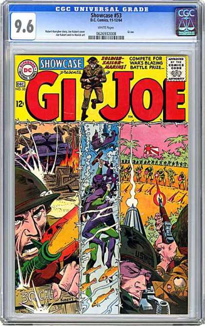 CGC Graded Comics - Showcase #53 (CGC)