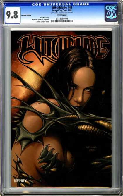 CGC Graded Comics - Witchblade #42 (CGC)