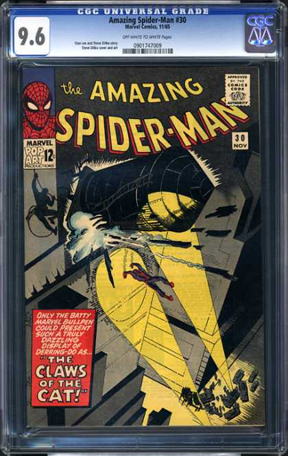 CGC Graded Comics - Amazing Spider-Man #30 (CGC)