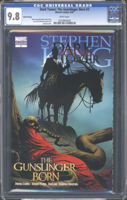 CGC Graded Comics - Dark Tower: The Gunslinger Born #2 (CGC)