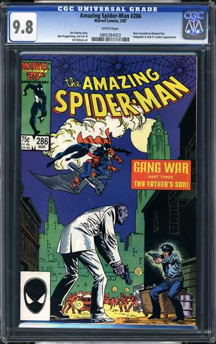CGC Graded Comics - Amazing Spider-man #286 (CGC)