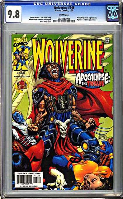 CGC Graded Comics - Wolverine #146 (CGC)