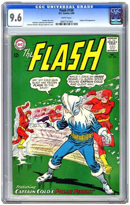 CGC Graded Comics - Flash #150 (CGC)