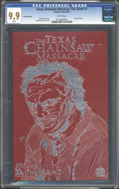 CGC Graded Comics - Texas Chainsaw Massacre: The Grind #1 (CGC)
