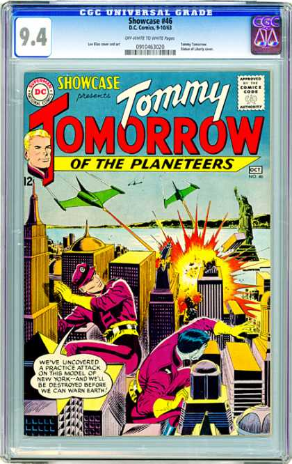 CGC Graded Comics - Showcase #46 (CGC)