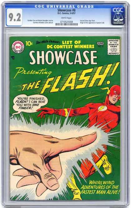 CGC Graded Comics - Showcase #8 (CGC)