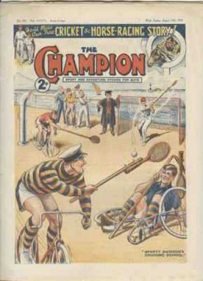 Champion 917 - Cricket - Horse Racing - Race - Winning - The Champion