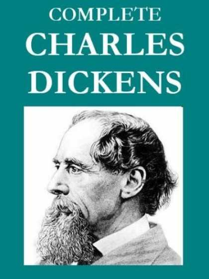Charles Dickens Books - The Complete Charles Dickens Collection (51 books)