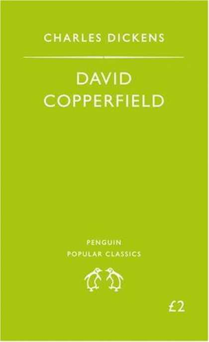 Charles Dickens Books - David Copperfield (Penguin Popular Classics)