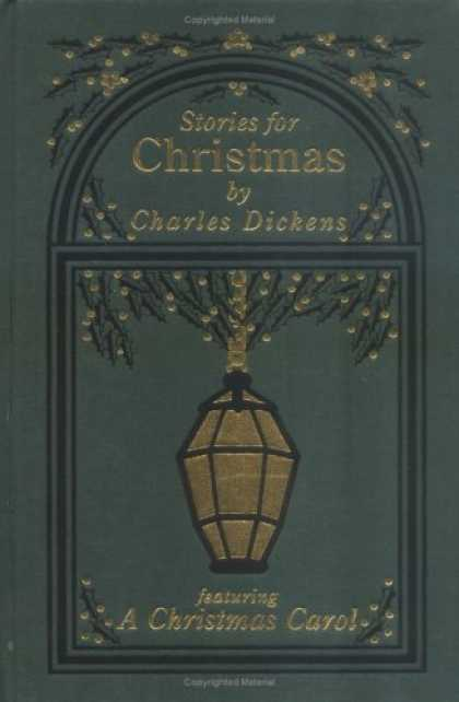 Charles Dickens Books - Stories For Christmas