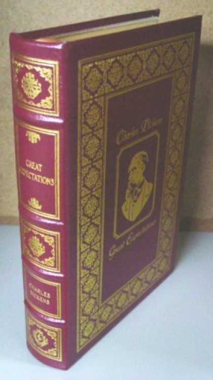 Charles Dickens Books - Great Expectations - Easton Press Edition