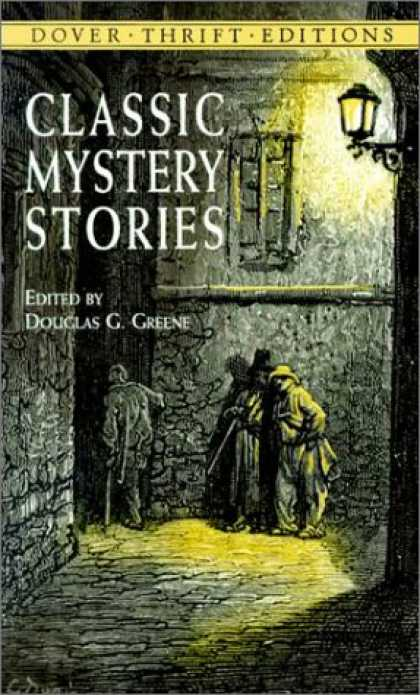 Charles Dickens Books - Classic Mystery Stories (Dover Thrift Editions)