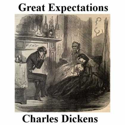 Charles Dickens Books - Great Expectations (Penny Books)