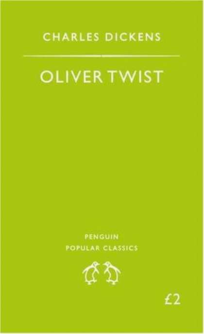 Charles Dickens Books - Oliver Twist (Penguin Popular Classics)