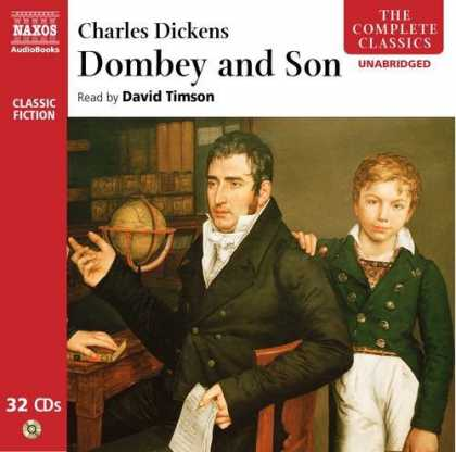 Charles Dickens Books - Dombey and Son (Classic Fiction)