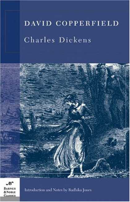 Charles Dickens Books - David Copperfield (Barnes & Noble Classics)