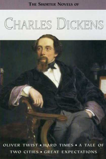 Charles Dickens Books - The Shorter Novels of Charles Dickens (Wordsworth Special Editions)