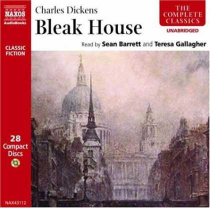 Charles Dickens Books - Bleak House (The Complete Classics)