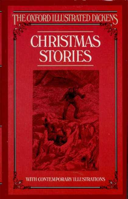 Charles Dickens Books - Christmas Stories (New Oxford Illustrated Dickens)