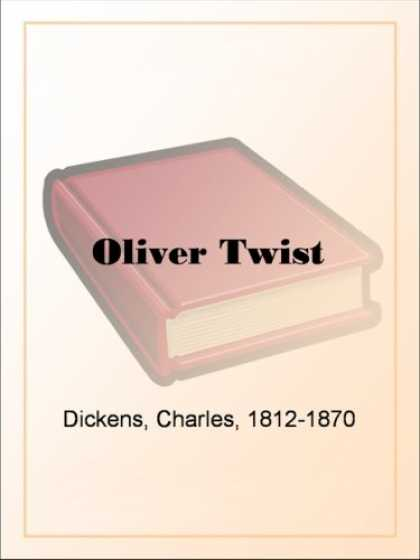 Charles Dickens Books - Oliver Twist