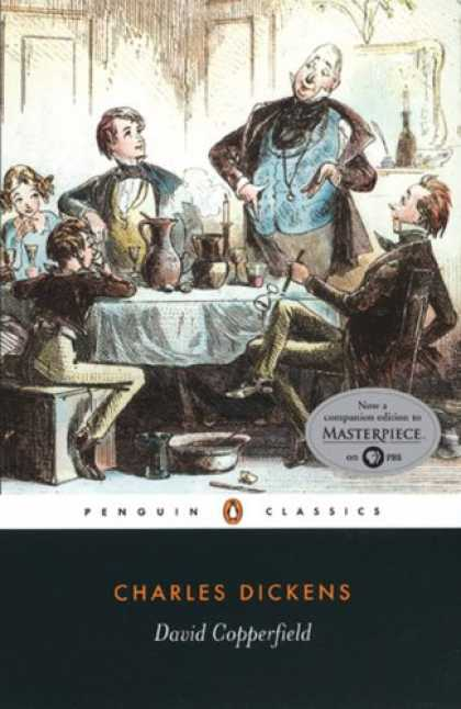 Charles Dickens Books - David Copperfield (Penguin Classics)