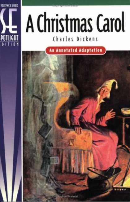 Charles Dickens Books - A Christmas Carol, Spotlight Edition