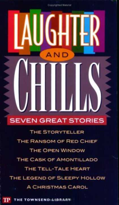 Charles Dickens Books - Laughter and Chills: Seven Great Stories (Townsend Library Edition)