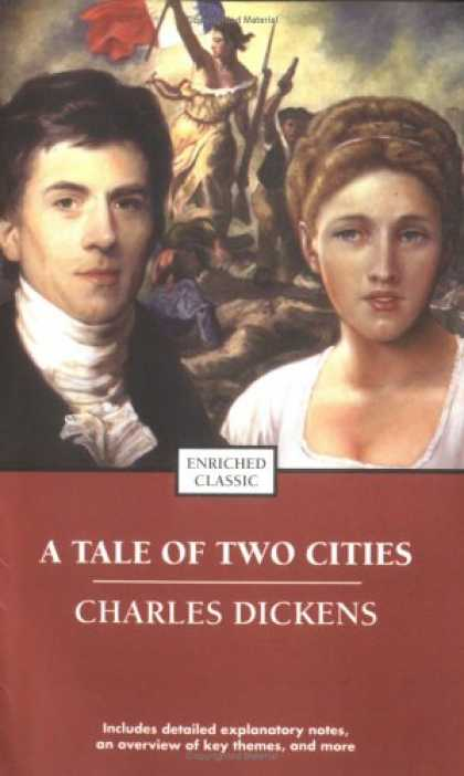 Charles Dickens Books - A Tale of Two Cities (Enriched Classics)