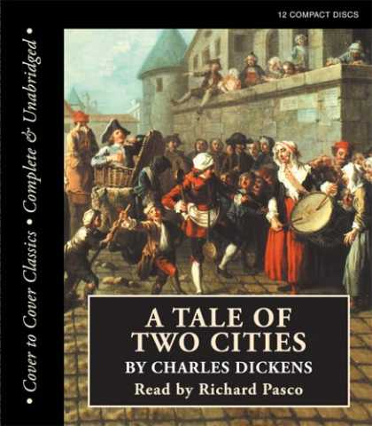 Charles Dickens Books - A Tale of Two Cities (Cover to Cover Classics)
