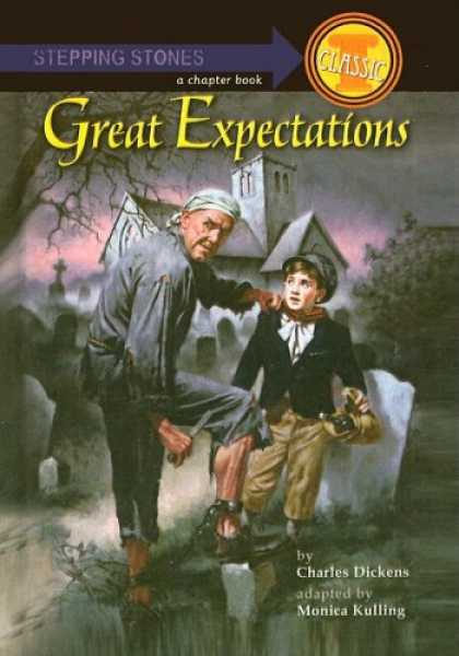 Charles Dickens Books - Great Expectations (Bullseye Step Into Classics)
