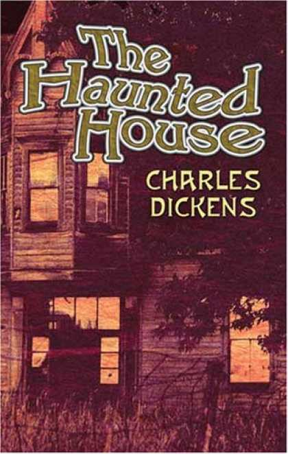 Charles Dickens Books - The Haunted House