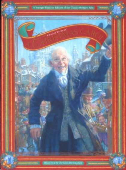 Charles Dickens Books - A Christmas Carol: A Young Reader's Edition of the Classic Holiday Tale