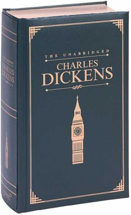 Charles Dickens Books - The Unabridged Charles Dickens: A Tale of Two Cities, Oliver Twist, Great Expect
