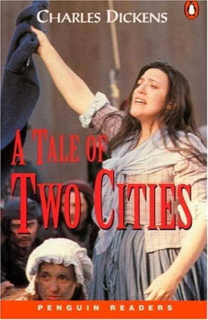 Charles Dickens Books - A Tale of Two Cities (Penguin Readers, Level 5)