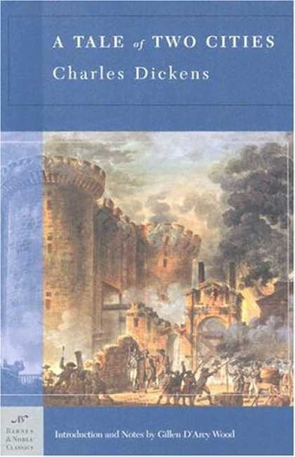 the use of violence in a tale of two cities by charles dickens  carlyle, karl marx (and friedrich engels) and charles dickens it stresses the  formative importance of the association of the revolution with violence and   violence found in dickens' tale of two cities with carlyle's history.