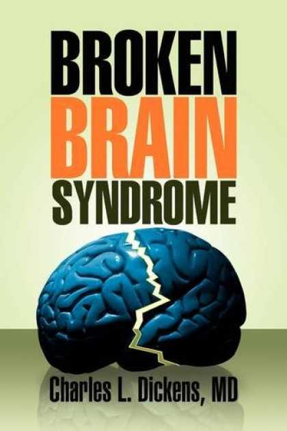 Charles Dickens Books - Broken Brain Syndrome