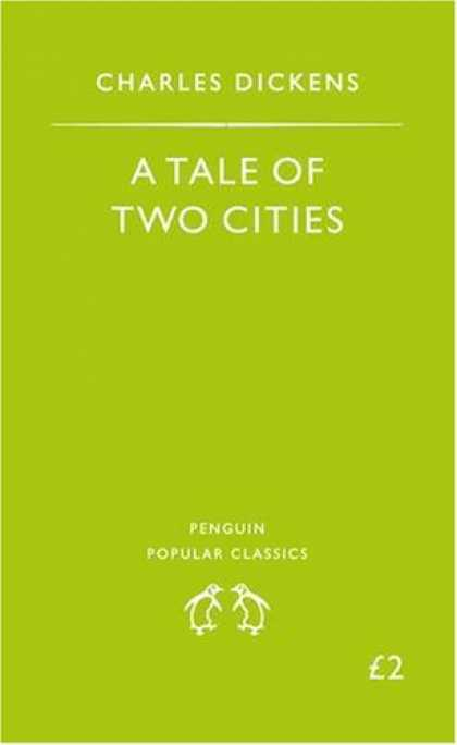 Charles Dickens Books - A Tale of Two Cities (Penguin Popular Classics)