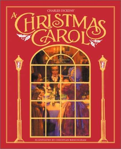 Charles Dickens Books - Charles Dickens's A Christmas Carol: The Heirloom Edition