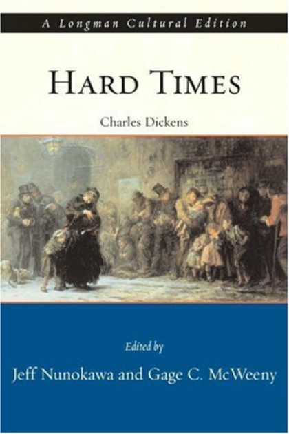 Charles Dickens Books - Hard Times, A Longman Cultural Edition (Longman Cultural Editions)