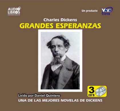 Charles Dickens Books - GREAT EXPECTATIONS (Spanish Edition)