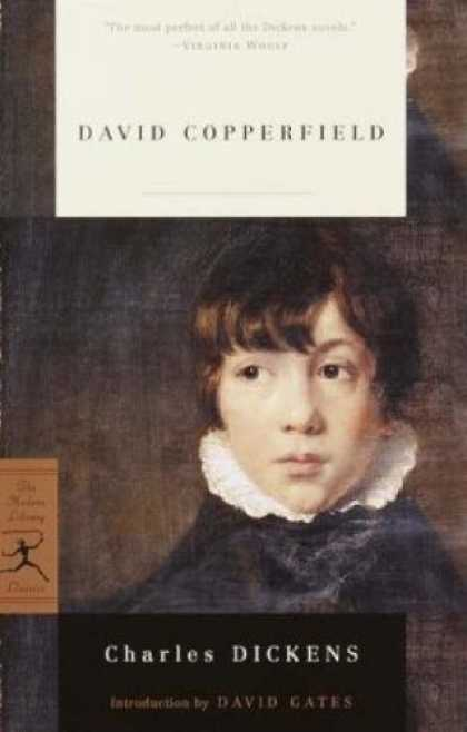 Charles Dickens Books - David Copperfield (Modern Library Classics)