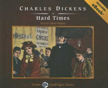 Charles Dickens Books - Hard Times (Tantor Unabridged Classics)