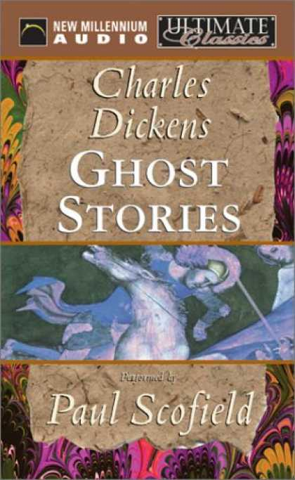 Charles Dickens Books - Ghost Stories (Ultimate Classics)